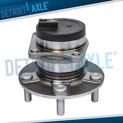 NEW Rear Driver or Passenger Complete Wheel Hub and Bearing Assembly FWD w/ ABS