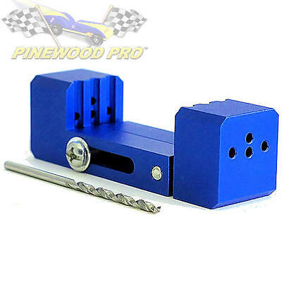 Pinewood Derby PRO Driller Tool with 2.5 degree canted holes from Pinewood Pro