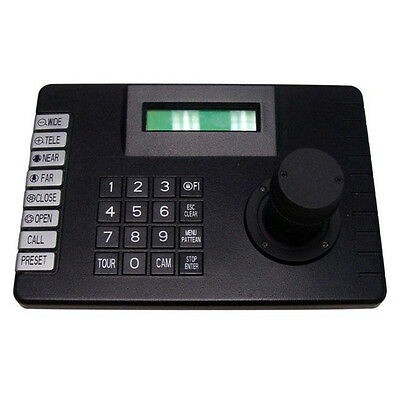 3D PTZ Speed Dome Controller Keyboard CCTV system SED-KB-FKB301