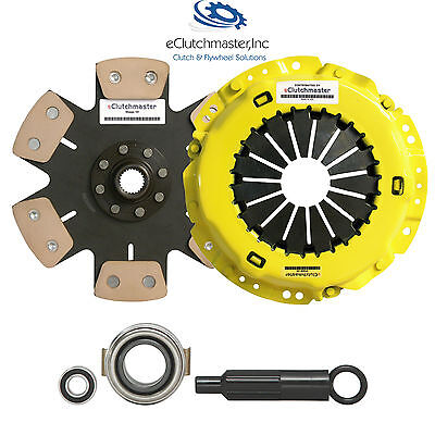 Stage 4 Racing Clutch Kit Fits 1982-1988 TOYOTA SUPRA N/A 5MGE 7MGE  by eCM