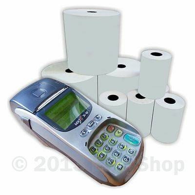 80 x 80mm Thermal Print Paper Credit Card Machine Till Rolls epos, Cash Register