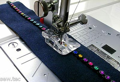 Domestic Sewing Machines Beading & Sequins Foot,fits Brother, Janome And Others
