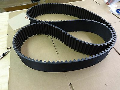 Rayco Rg 1625 1635 1631 Track Stump Grinder Poly Chain Cutter Belt Part # 750121