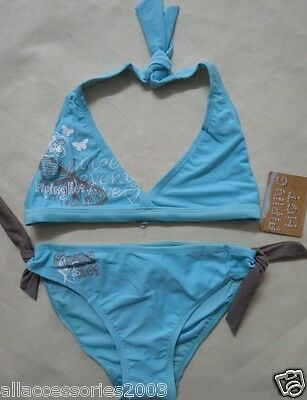 New Piping Hot Girls Junior Bikini Swimwear Bather RRP$23 Sz 7-16