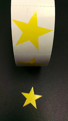 Tanning Bed Body Stickers    STAR    Quantity 100 Stickers