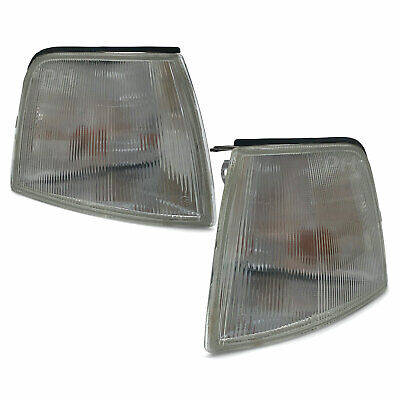 Ford Falcon EA EB ED Pair 1xLH 1xRH Clear Indicators / Blinkers Brand New