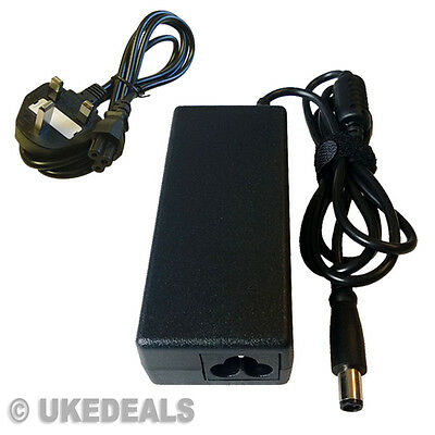 For HP Pavilion G6 G56 G62 DV6 Envy 15 laptop Charger Adapter Power + LEAD CABLE