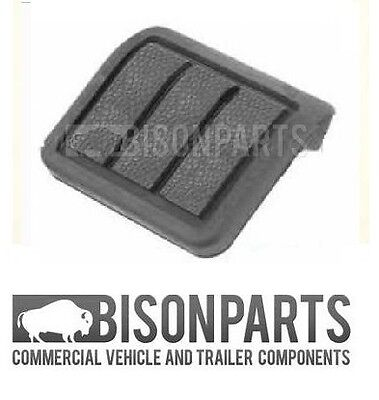 Volvo B7R, B9R, B12, B12M, FH12, FH16, FM7, FM9, FM10 Clutch/Brake Pedal Rubber
