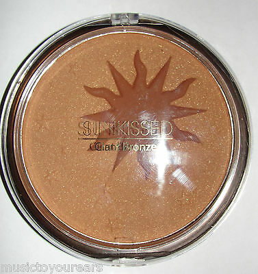 Joblot Of 7 X Sunkissed Giant Bronzing Powder Pre Holiday Bronzer Face Makeup