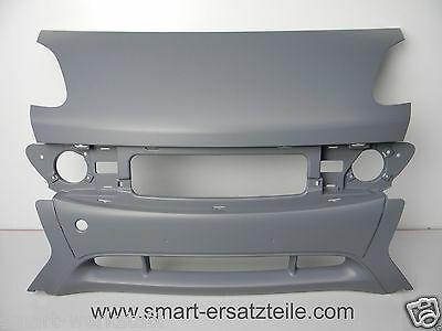 Frontpanel Smart Frontmaske Smart Bj.1998-2002  Vorfecelift- Model