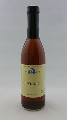 12.7oz. Olive Juice (imported) Dirty Martini Mix for Cocktails & Mixologists