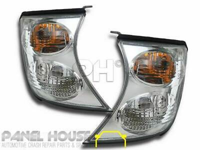 NEW Nissan Patrol GU 01 - 07 Wagon Ute RH + LH PAIR Indicator Lamp Corner Light