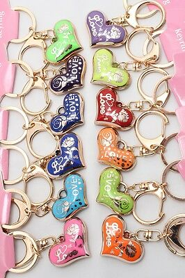 Assortment Bag Charm Keyring Valentine's, Mother's Day Gift