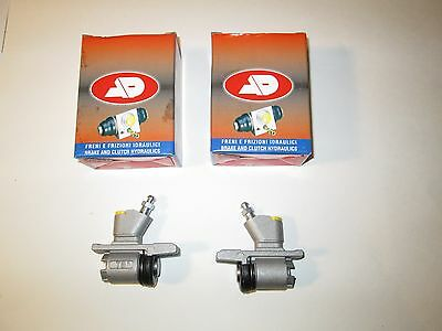 Pair of New Rear Wheel Cylinders for Triumph Spitfire 1976-1980 AP Brand