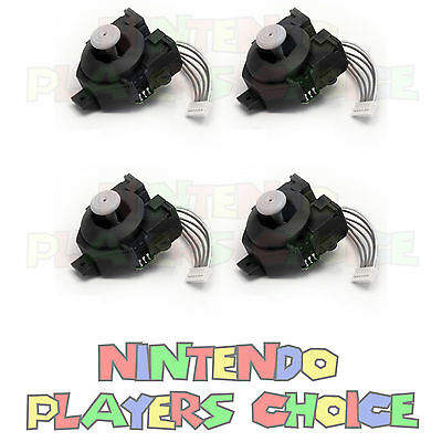 WHOLESALE LOT 4 Thumbstick Joystick Repair Nintendo 64 Controller Replacement