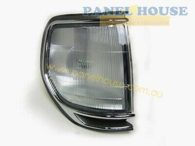 Corner Park Light RIGHT with Chrome Trim Fits Toyota Landcruiser 80 Series