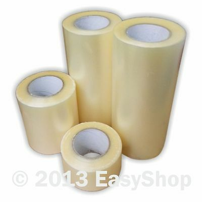 Sign Making Clear Vinyl Application Tape 380mm x 91 metres Ritrama CF300 Roll