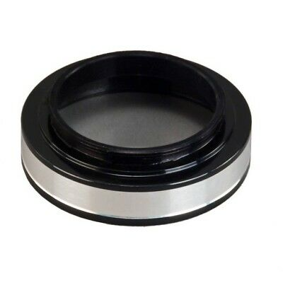 38mm Ring Light Adapter with Protected Glass for Bausch & Lomb Stereo Microscope