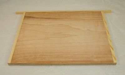 "DUMMY - FOLLOWER BOARD 14"" x 12"" BROOD - NATIONAL BEEHIVE - BEEKEEPING HIVE"