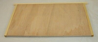 Dummy - Follower Board - Bs Shallow - Super - National Beehive - Beekeeping Hive