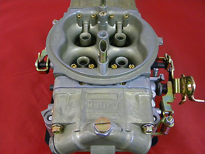 Holley Model 4150 HP Carburetor 4-BBL 750 CFM Mechanical Secondaries 0-80528-1