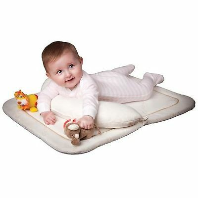 Clevamama ClevaTummy Play Mat - Tummy Time for Babies Child