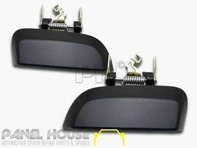 Nissan Pathfinder R51 Wagon '05-'13 PAIR LH+RH Outer Door Handle NEW Replacement