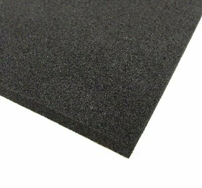 Closed Cell Neoprene Sponge Rubber Sheet Sheeting 2m x 1m x various thicknesses