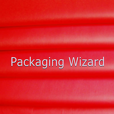 Red Tissue Paper ~ Large Sheets - 500mm x 700mm ~ 18gms ~ Qty to Select
