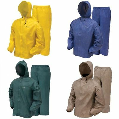 Frogg Toggs Ultra-Lite2 Rainsuit Ultra Lite 2 UL12104 Free Stuff Sack Free Ship