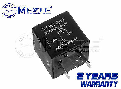 For Audi Seat Hazzard Light Indicator Flasher Relay Unit 111953227D Brand New