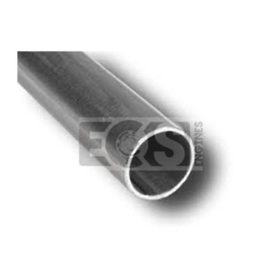 "Exhaust  Pipe Straight Tube  Mild Steel  3"" X 1 Metre"