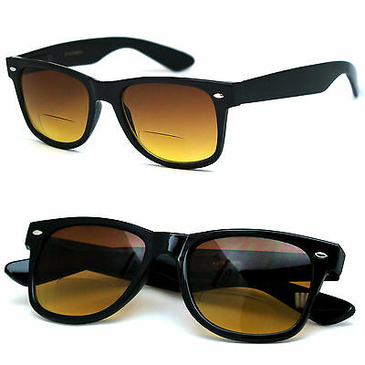 Bifocal Vision Reading Sun Glasses  Spring Temple High Density Anti-Glare - RE18
