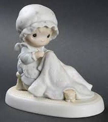 Precious Moments Figurines 18 RETIRED 1977-1994 ORIGINAL BOXES NEVER DISPLAYED