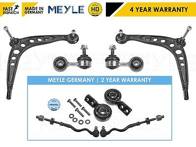 For Bmw Z3 E36 Meyle Hd Front Wishbone Arms Bushes Links Steering Track Rod Ends