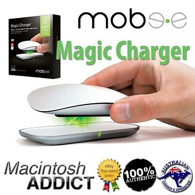 Mobee Magic Charger And Battery For Apple Magic Mouse | Induction Charging Pad