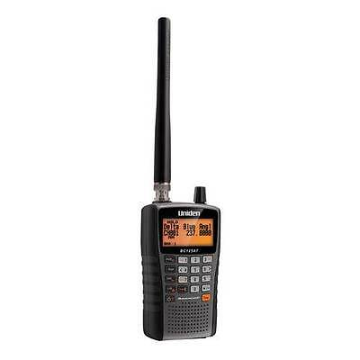 Uniden Ubc126At 500Ch Analogue Handheld Scanner Cfa Fire Police Ambulance Radio