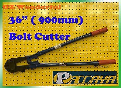 "BOLT CUTTER 36"" (900mm) HEAVY DUTY CUTTERS! BRAND NEW Paccaya Quality Tools"