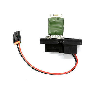 New Heater Blower Motor Resistor For Buick Chevrolet Pontiac - 89019101