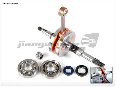 HONDA Dio Giorno Elite AF16/18/23/28 DD50 - 44mm Mini Stroker Crankshaft PACKED