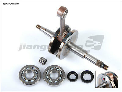 HONDA Dio ZX Elite AF16/18/27 DD50 Jolie - 52.6mm FULL Circle Stroker Crankshaft