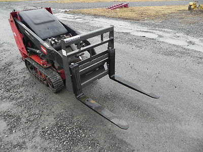 "New 36"" CID Xtreme Mini Skid Steer Pallet Forks For Toro Dingo Mini Skid Steer !"