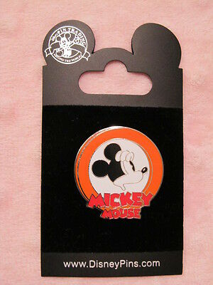 Disney Pin - Oh Mickey! Mystery Pouch - Orange Only