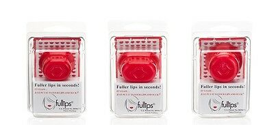 Fullips Lip Plumping Enhancer Combo (All 3 Sizes Plus Gloss and Free Gift!!!)