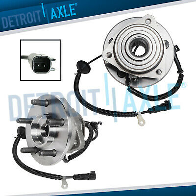 Both Front Wheel Hub and Bearing 2002 2003 2004 2005 2006 2007 Jeep Liberty ABS