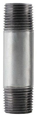 NEW LDR 303 12X8 Galvanized Pipe Nipple 1/2-In X 8-In *