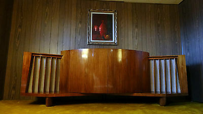 Rare Stereo Cabinet inspired by JBL Paragon d44000