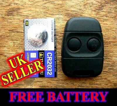Land Rover Freelander Defender Remote Alarm Key Fob Case With Free Battery