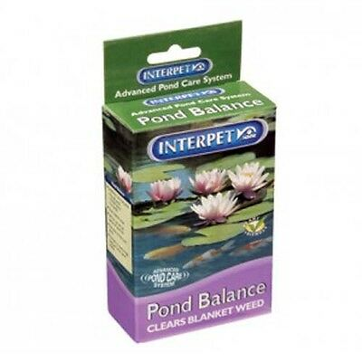 Interpet Pond Balance Blanket Weed Pond Treatment Feature Small