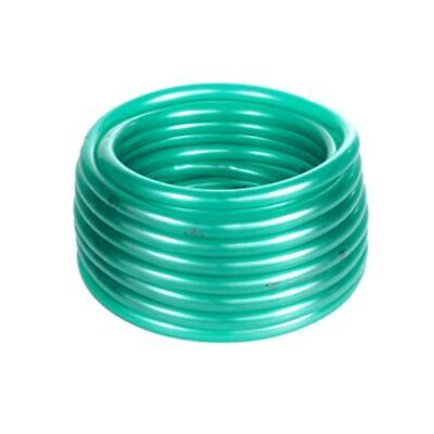 Flexible Green Clear Plastic Pond Water Hose Pipe Tube Fish Aquariums Air Tubing